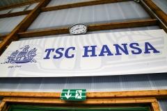 TSC Hansa Hallennotausgang